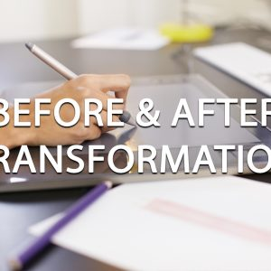 Before & After Transformation