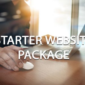 Starter Website Package